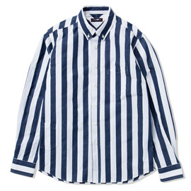 CASH CA - WAIST POCKET BD SHIRT[STRIPE]