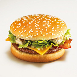 McDonald's Japan - ベーコンレタスバーガー/ Bacon Lettuce Burger