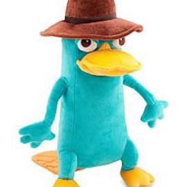 Disney - Agent Perry - Phineas and Ferb