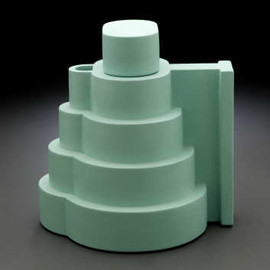 ETTORE SOTTSASS - Basilico, serie ≪ Indian Memory ≫ - Sottsass, Ettore