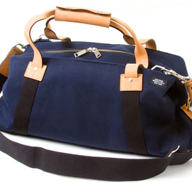 "JACK SPADE - JACK SPADE for B&Y ""Soft Duffle Bag"""