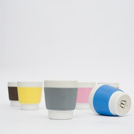 McDonald's - McDonald's Coffee cup designed by Patrick Norguet