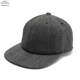 SOPHNET. - BIG HERRINGBONE CAP