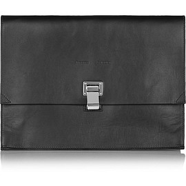 Proenza Schouler - The Lunch Bag large leather clutch