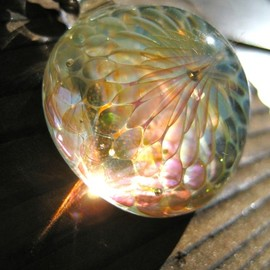 SUNNY DROP GLASS - PENDANT