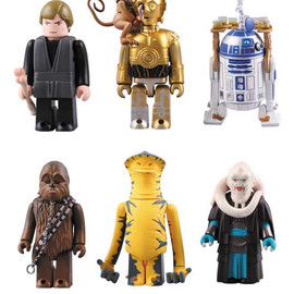 MEDICOM TOY - KUBRICK STAR WARS DX Series 1