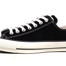 "CONVERSE - SUEDE ALL STAR J OX ""made in JAPAN"""