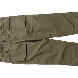 orSlow - Cargo Pants-Army