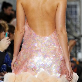 Moschino Cheap & Chic - Fall 2012