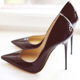 JIMMY CHOO - Patent Leather Heels
