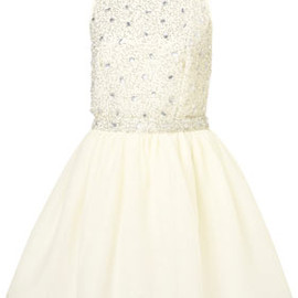 TOPSHOP - **Beaded Tulle Skirt Dress