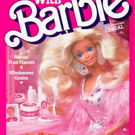 Barbie - barbie cereal