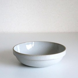 HASAMI PORCELAIN - BOWL-ROUND φ18.5cm(Clear) HPM032