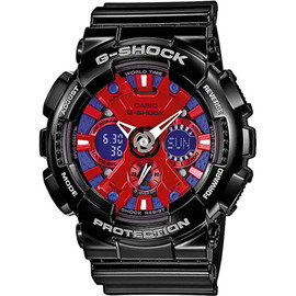 G-Shock - G-Shock GA-120B-1A-G-Shock GA-120B-1AER - 2011 Fall Winter Collection