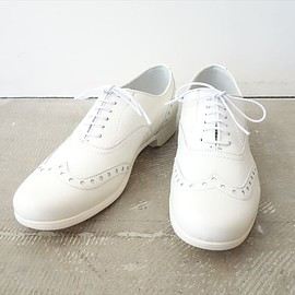 TRAVEL SHOES by Chausser - TR-004/ ホワイト