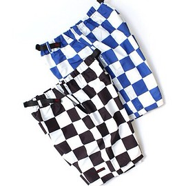 GRAMICCI - CHECKER SHELL SHORTS