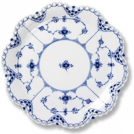 Royal Copenhagen - Blue Fluted Full Race Plate
