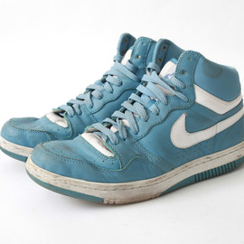 NIKE - HTM COURT FORCE HIGH