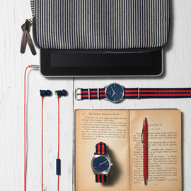 NIXON - Refined Simplicity: The Navy Collection