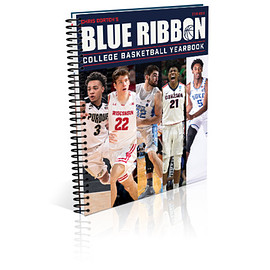 2016-17 College Basketball Yearbook - Spiral Bound