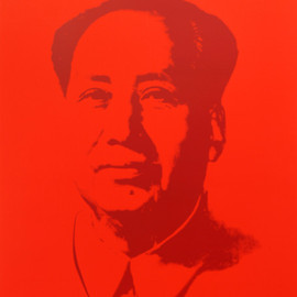 Andy Warhol - Mao-Portfolio (Sunday B. Morning)