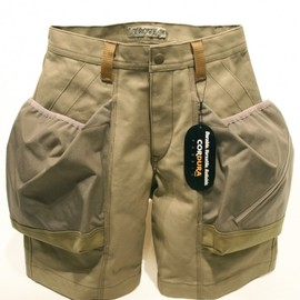 TROVE - BIG POCKET SHORTS by GEAR HOLIC