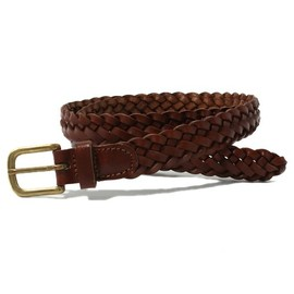 Anglo Leather Craft - Mesh Leather Belt