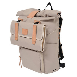 snow peak - travel pack beige
