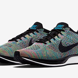 NIKE - NIKE FLYKNIT RACER MULTI-COLOR 2015