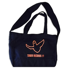 Mark Gonzales, Tower Records - Tote Bag