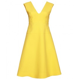 MARNI - COTTON WOVEN DRESS