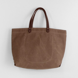 Stanley & Sons - WAXED CANVAS TOTE