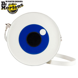 DR.Martens - AGGY EYEBALL BAG WHT BLU BLK SMOOTH