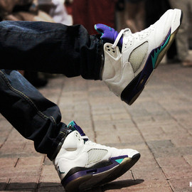 "Jordan - Air Jordan 5 ""Grape"""