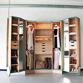 Hosun Ching - Walk-In Closet