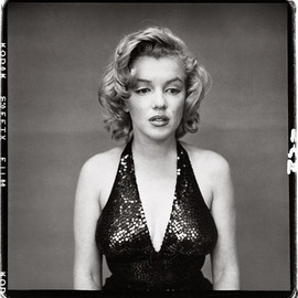 Richard Avedon - Marilyn Monroe (1957)