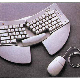 Apple - Adjustable Keyboard