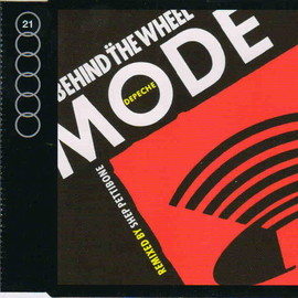 depeche mode - Behind The Wheel (CD re-released in 1992)