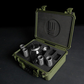 Muzzleshot - Shine Case - OD Green