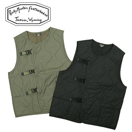 LADY'S CHRISTY VEST/NYLON (16AW)