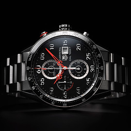 TAG Heuer, Nendo - Carrera Time Machine watch by Nendo and TAG Heuer