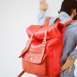 A Kind Of Guise  - Rolled Backpack