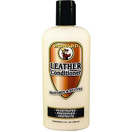 Howard - LC0008 Leather Conditioner, 8-Ounce