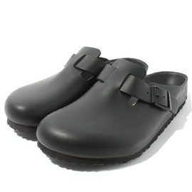 BIRKENSTOCK - BOSTON Black Exquisit