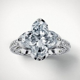 LOUIS VUITTON - Louis vuitton Diamond Ring