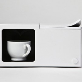 Kay H. Kim Design - Form + single cup coffee maker