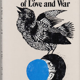 "Eduardo Galeano - Days and Nights of Love and War by Eduardo Galeano. First American Edition published by the Monthly Review Press in 1983.Jacket design by Martin Moskof & AssociatesJacket illustration ""the birds consume the night"" from a woodcut by Antonio Frasconi"