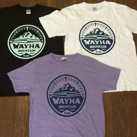 WAYHA MOUNTAIN TRAIL - WAYHA MOUNTAIN TRAIL T-SHIRT