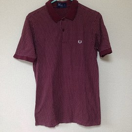 FRED PERRY - ポロシャツM