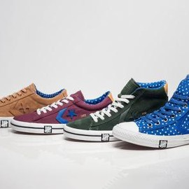 CONVERSE - UNDEFEATED × CONVERSE BORN NOT MADE COLLECTION 2013